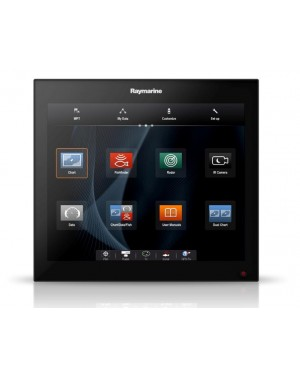 Raymarine gS Series - Glass Bridge Multifunction Display